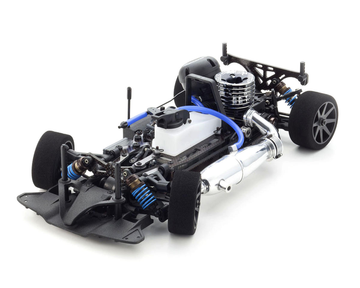 V-One R4 Evo 1/10 Nitro Touring Car Kit by Kyosho