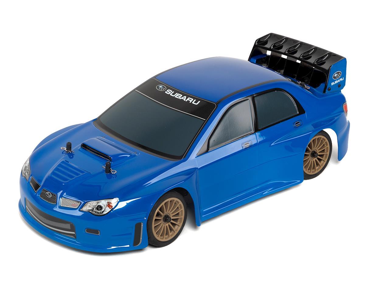 Kyosho FW06 GP Subaru Imreza WRC ReadySet 1/10 Nitro Touring Car