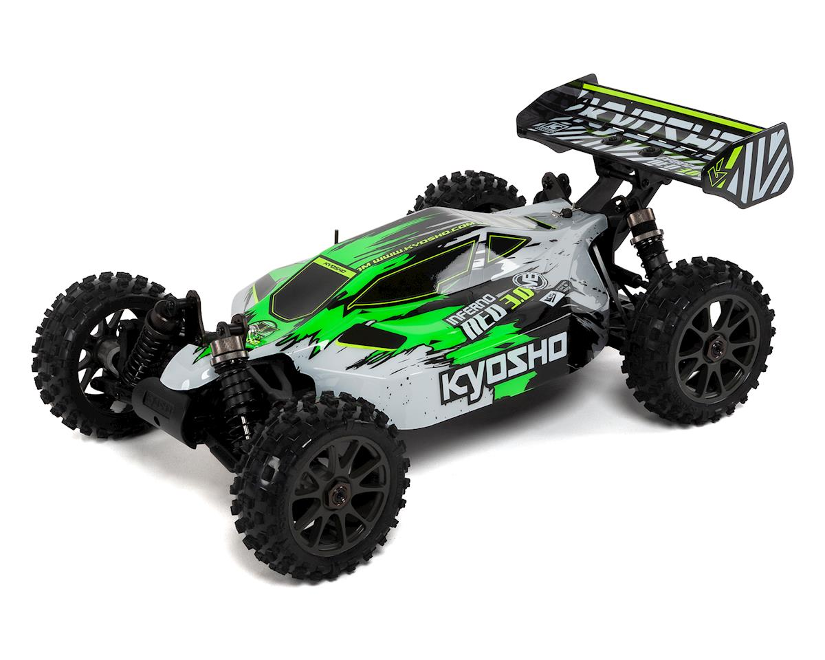 Kyosho NEO 3.0 VE Type-1 ReadySet 1/8 Off Road Buggy (Green)