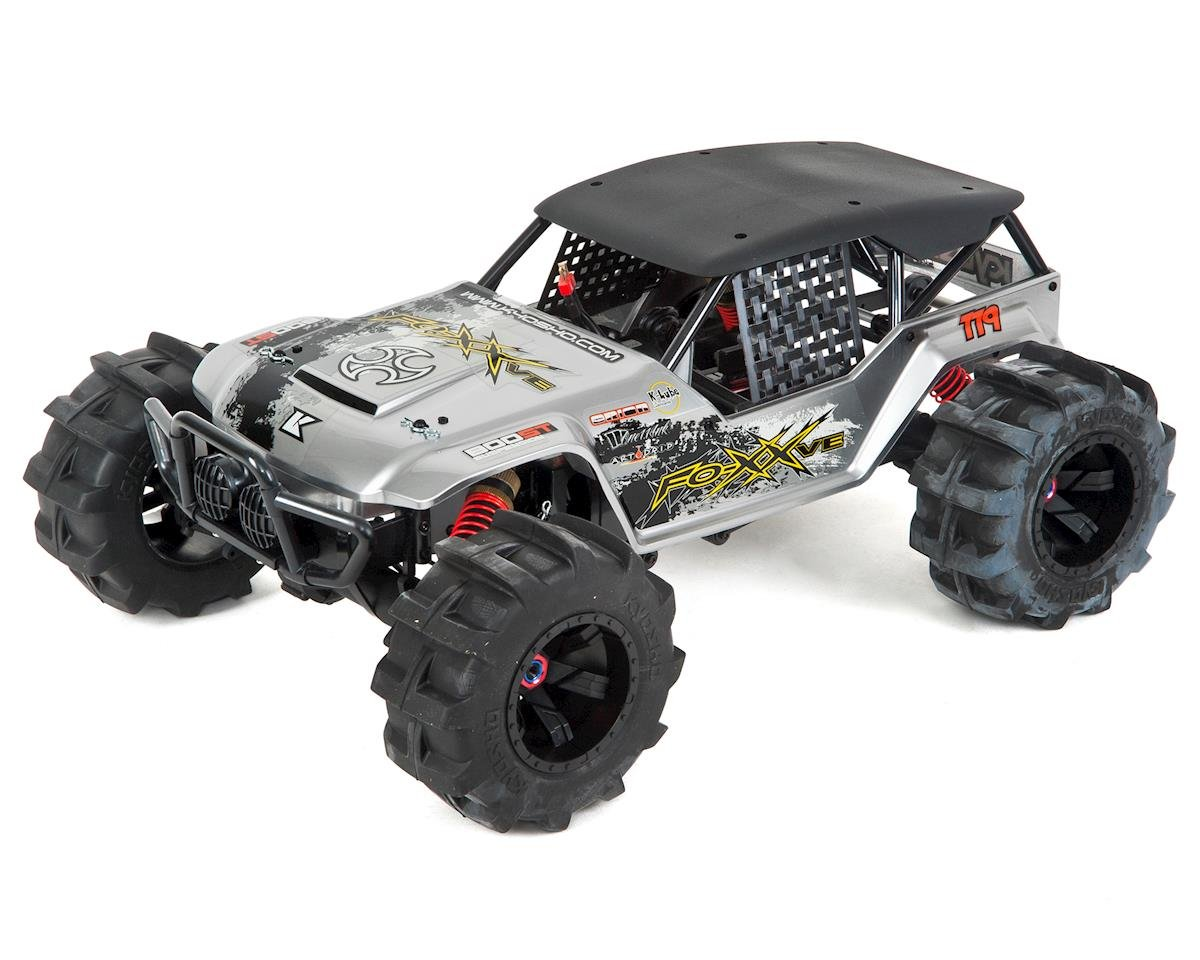 FO-XX VE 1/8 ReadySet Monster Truck by Kyosho
