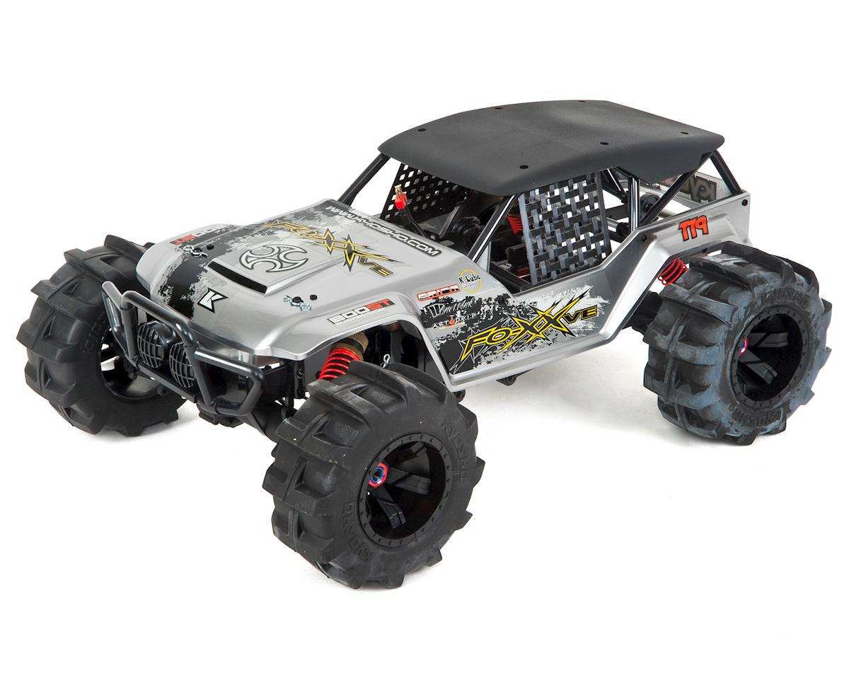 Kyosho FO-XX VE 1/8 ReadySet Monster Truck