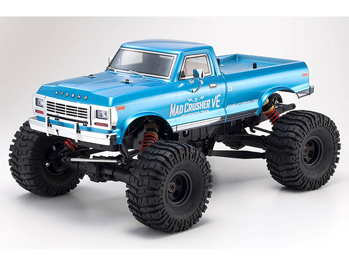 Mad Crusher VE 1/8 ReadySet Monster Truck