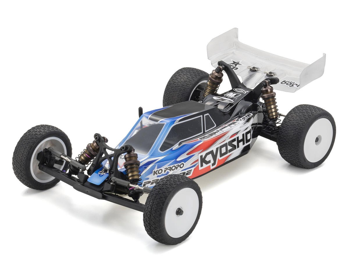 Kyosho Ultima RB6.6 1/10 2WD Electric Buggy Kit