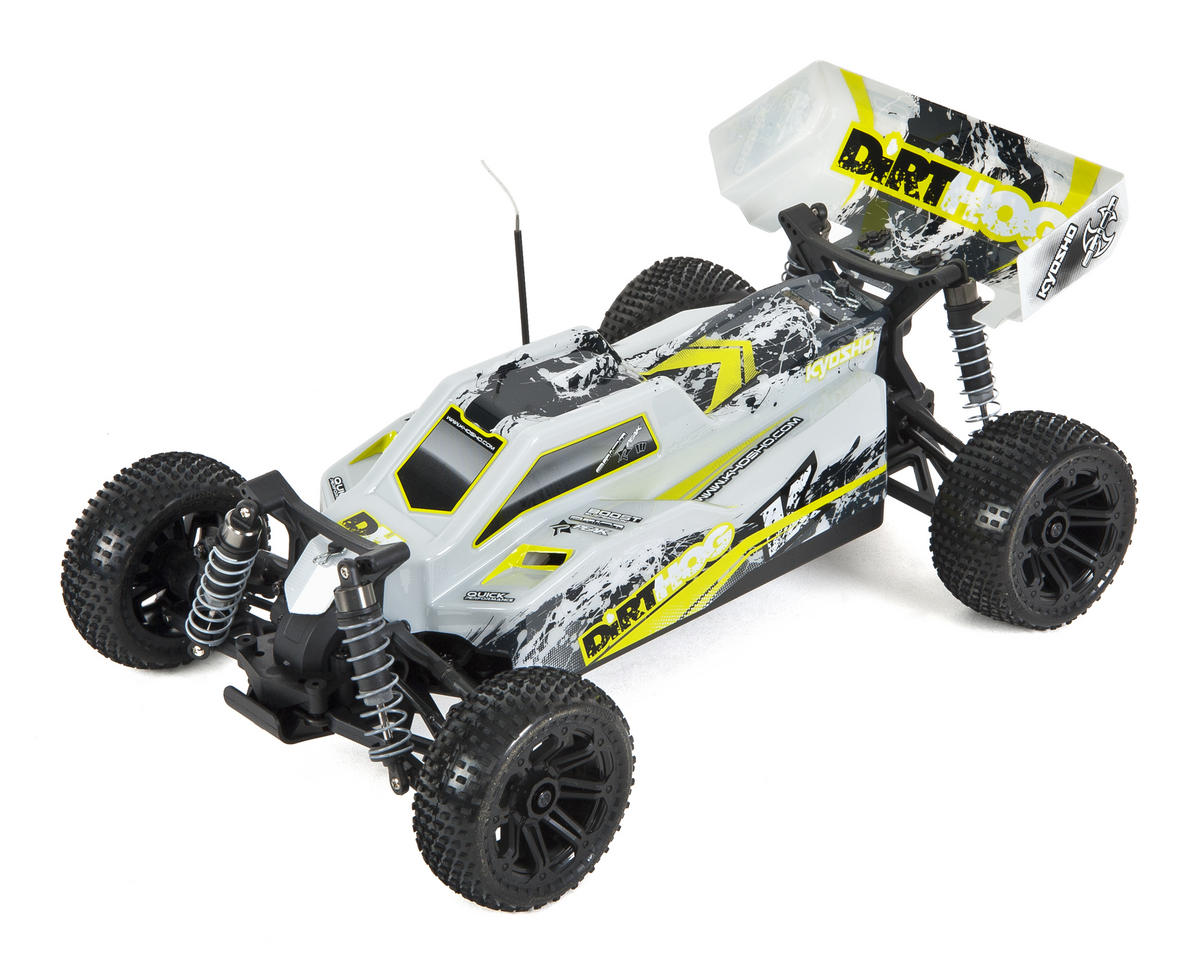Kyosho Dirt Hog Readyset 1/10 4WD Electric Buggy
