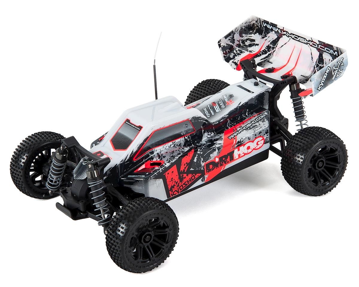 EP Fazer Dirt Hog T2 ReadySet 1/10 4WD Electric Off-Road Buggy by Kyosho
