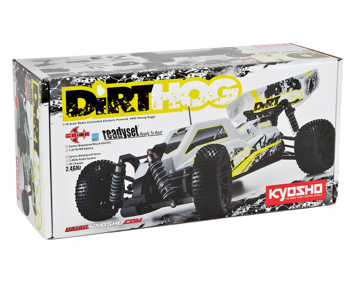Kyosho EP Fazer Dirt Hog T2 ReadySet 1/10 4WD Electric Off-Road Buggy