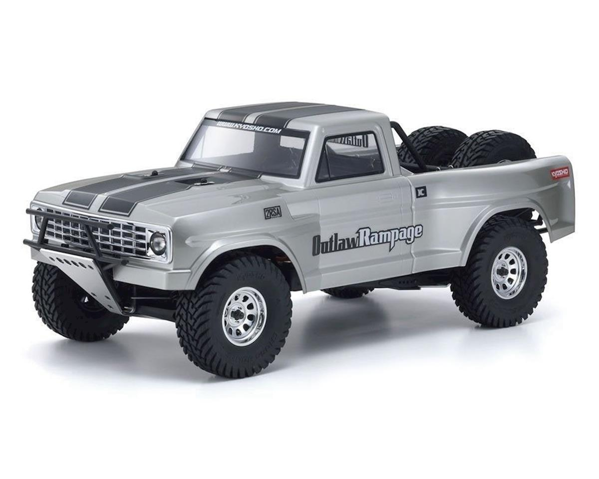 Kyosho Outlaw Rampage PRO 1/10 Scale Electric 2WD Trophy Truck Kit