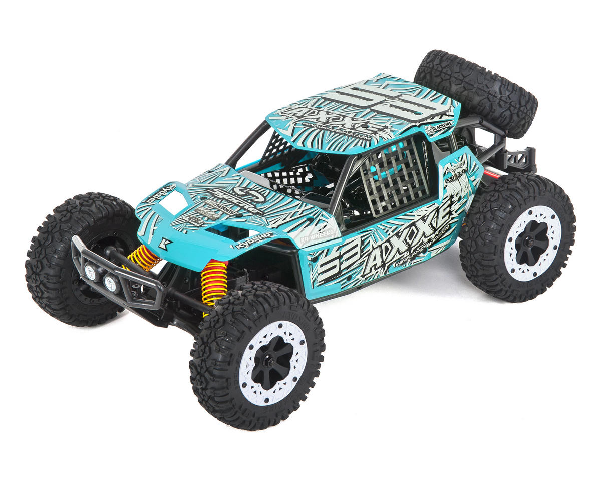 Kyosho AXXE 1/10 ReadySet Electric 2WD Buggy