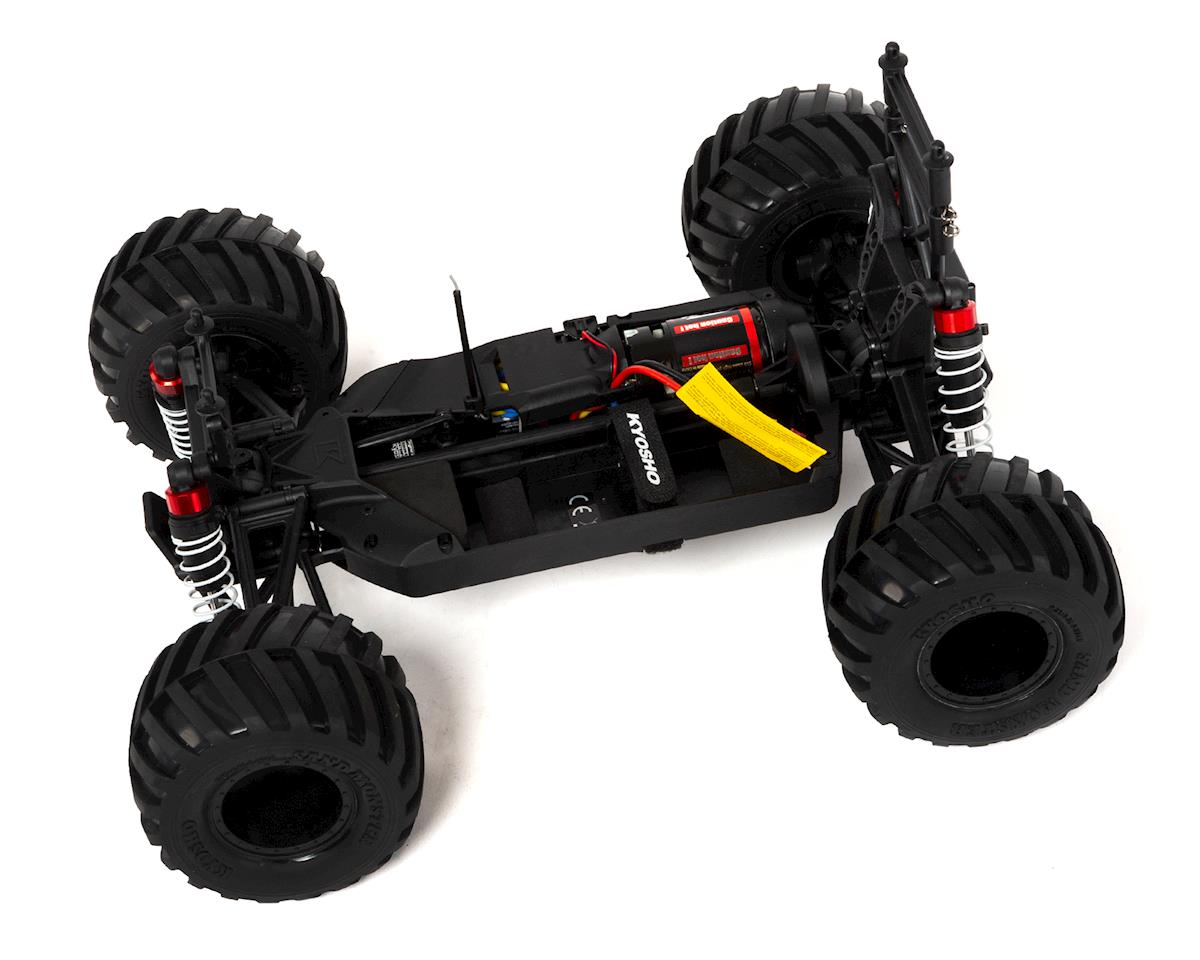 Image 2 for Kyosho Fazer Mk2 Mad Van 1/10 4WD Readyset Monster Truck