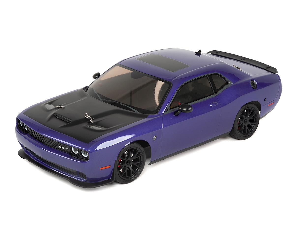 Kyosho EP Fazer Mk2 FZ02L 2015 Dodge SRT Challenger Hellcat ReadySet  (Purple) w/Syncro KT-231P Radio