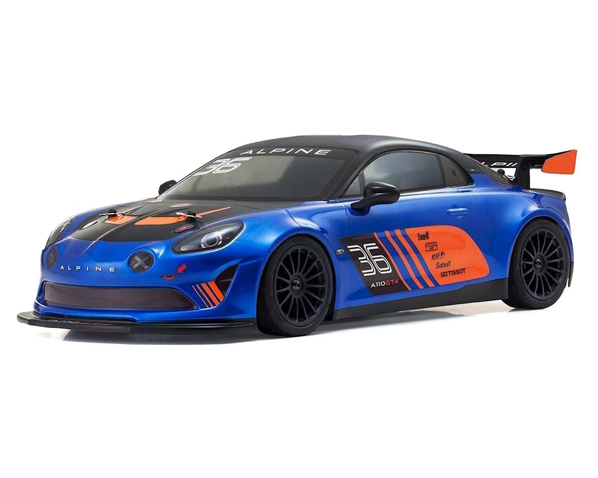 Kyosho EP Fazer Mk2 Alpine GT4 ReadySet 1/10 Electric Touring Car