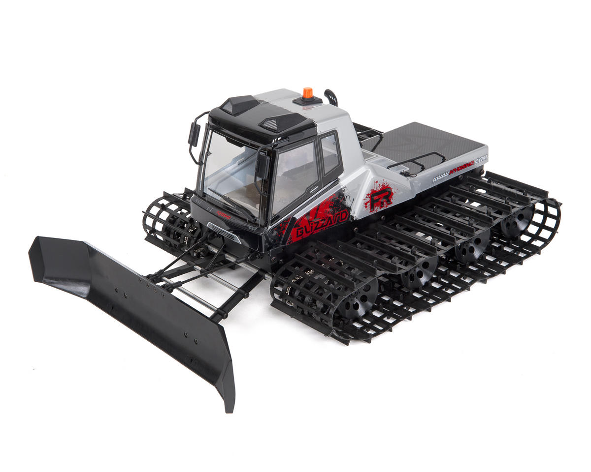 Blizzard FR 1/12 Scale ReadySet All Terrain Snow Cat by Kyosho