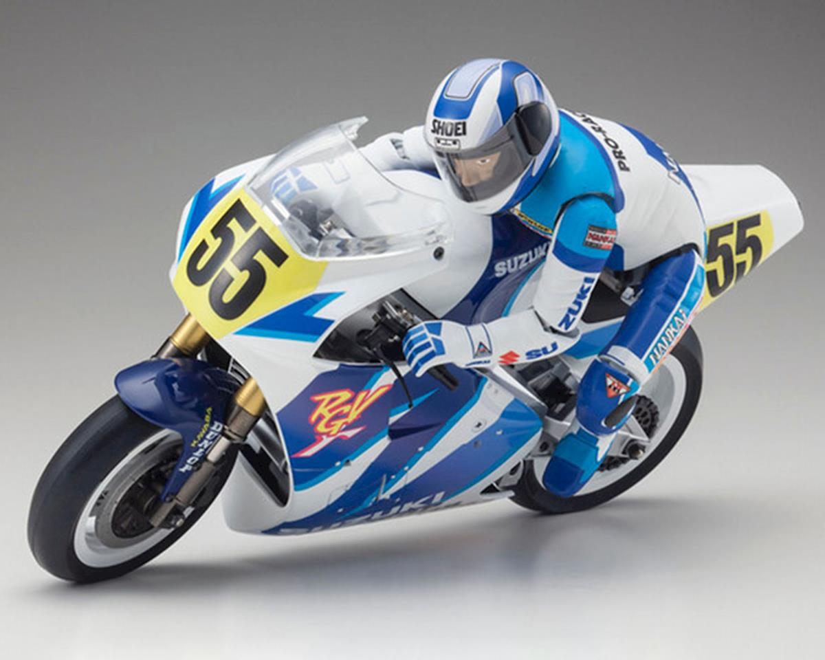 Hang On Racer Suzuki S.R.T. RGV1992 Electric 1/8 Motorcycle Kit