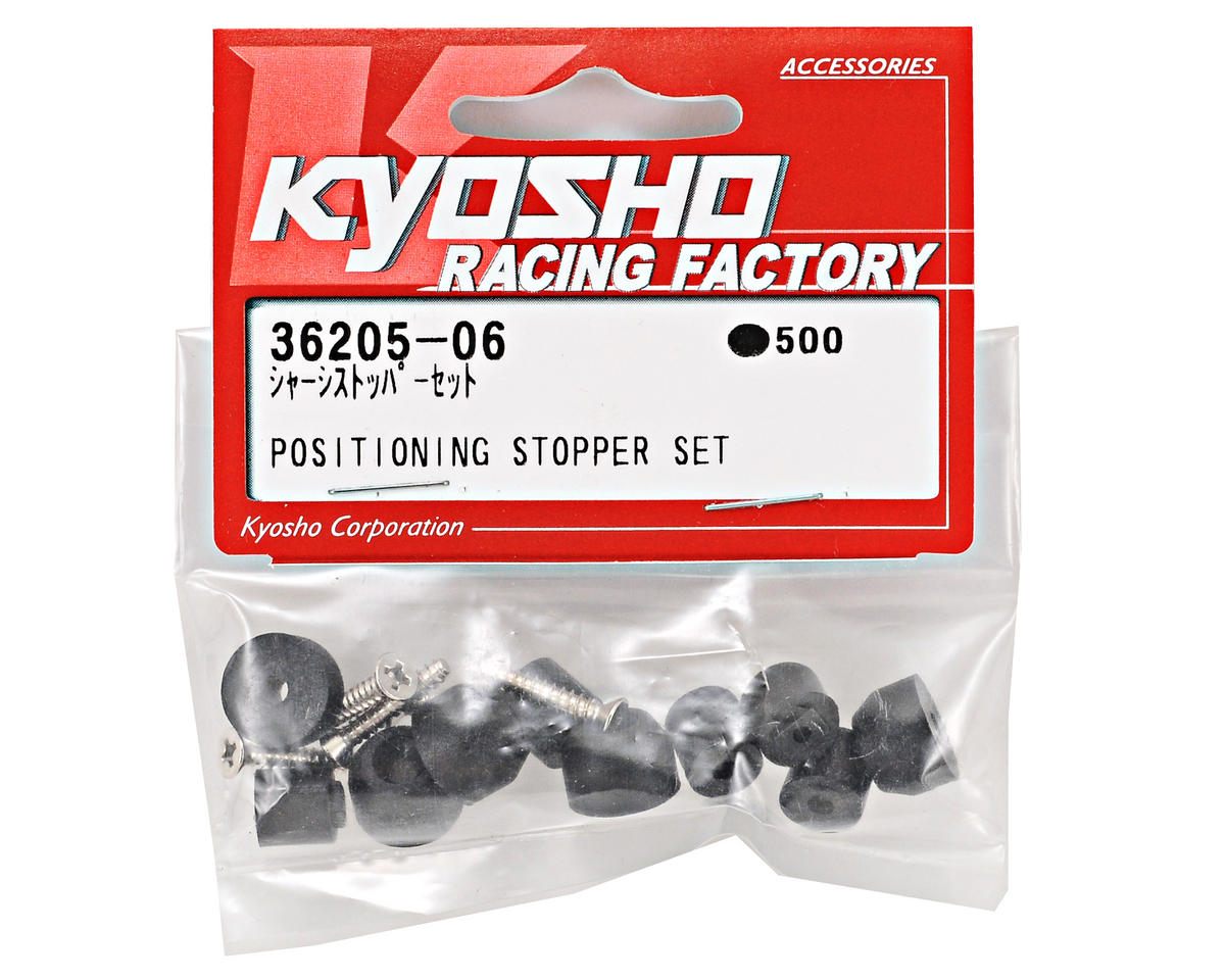 Kyosho Starter Box Position Set