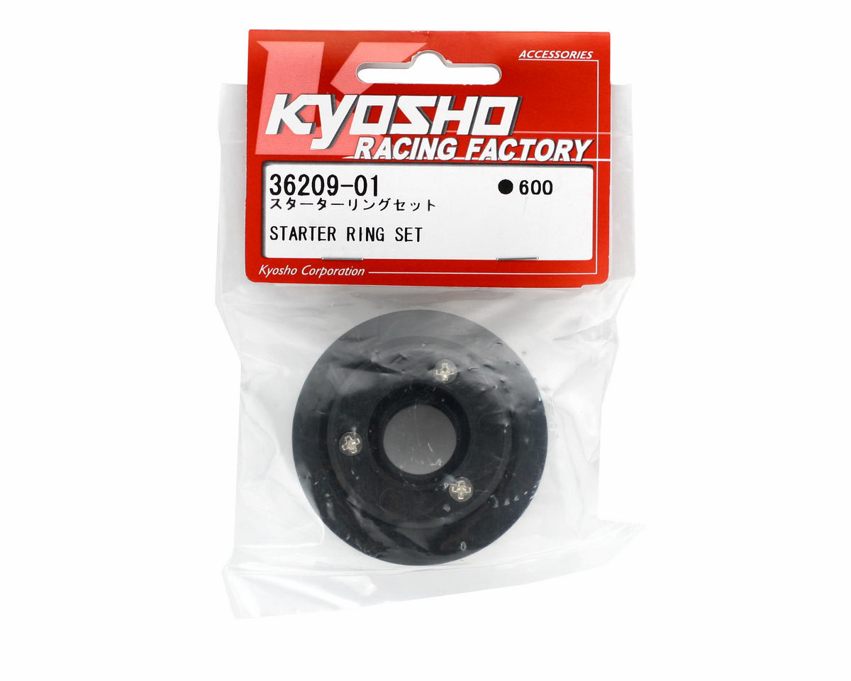 Starter Box Ring Set by Kyosho