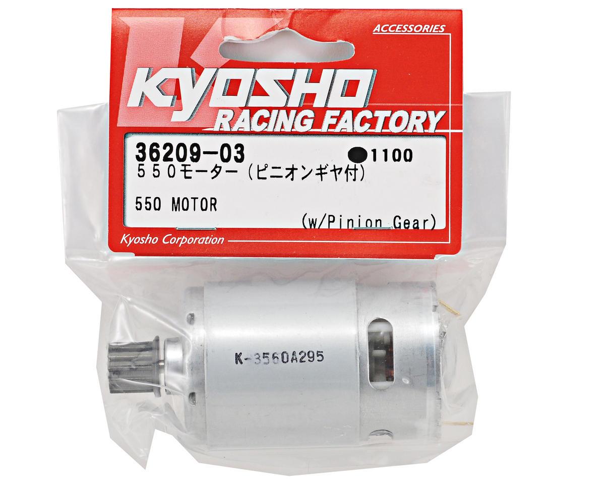 Kyosho 550 Starter Box Motor