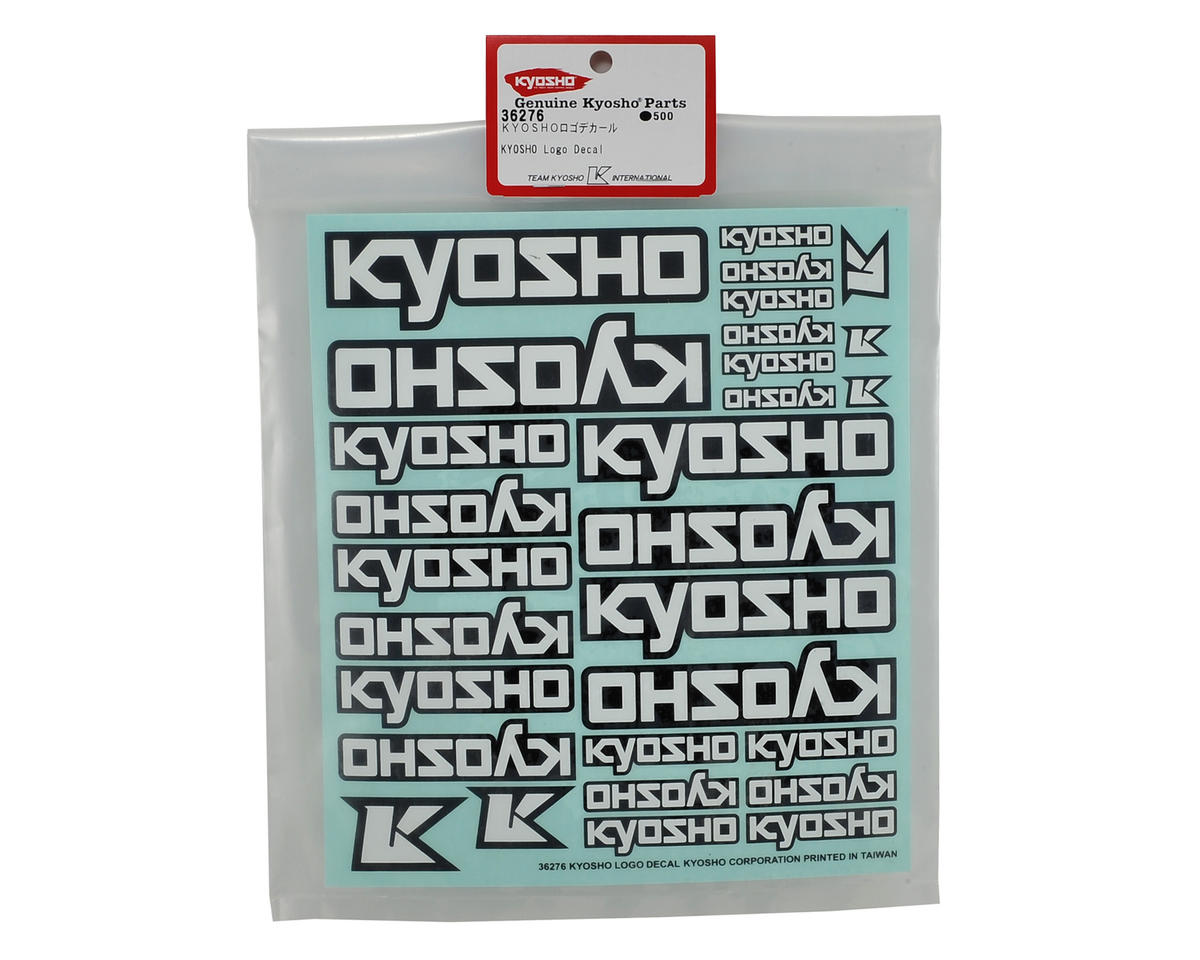 Kyosho Logo Decal