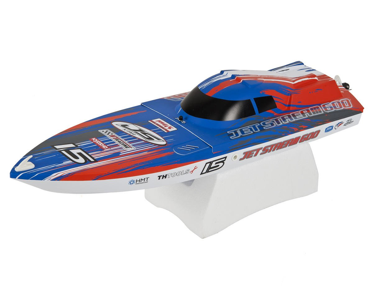 Kyosho EP Jetstream 600 ReadySet Boat
