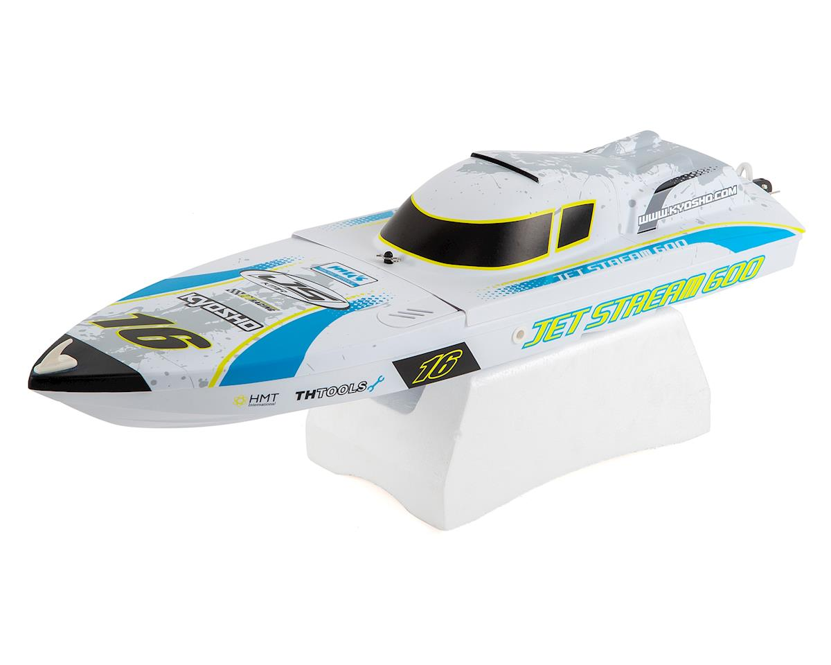 Kyosho EP Jetstream 600 Type 2 ReadySet Boat