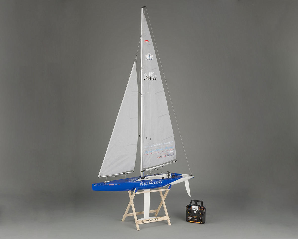 Seawind ReadySet Racing Yacht by Kyosho