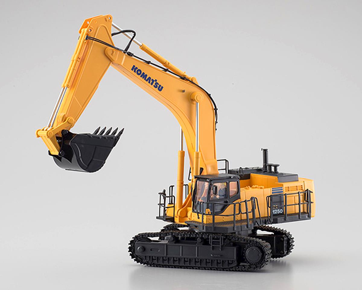 1/50 KOMATSU PC1250-8 Hydraulic Excavator (Radio Band A) by Kyosho