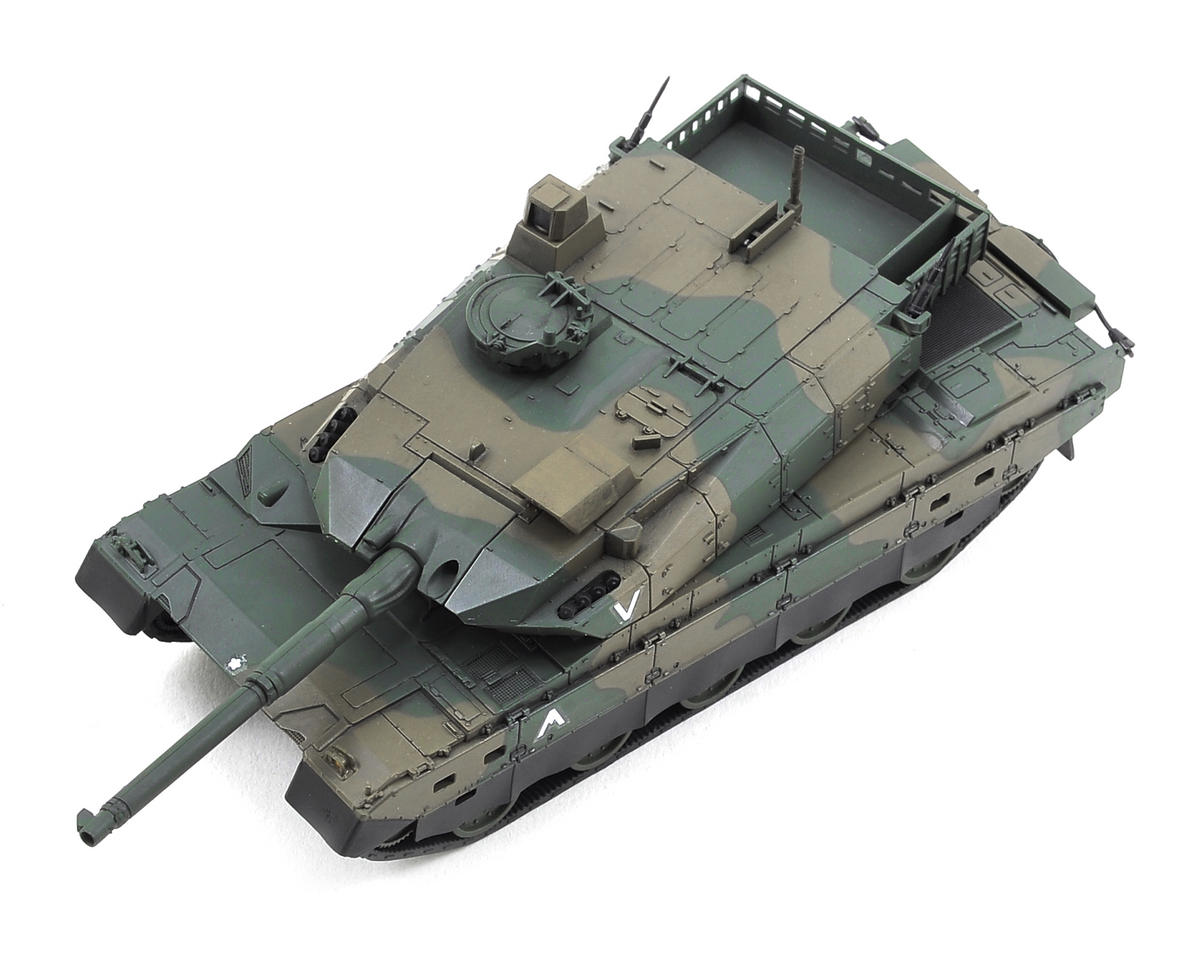 Kyosho PAID Type 10 Pocket Armour 1/60 Scale Tank