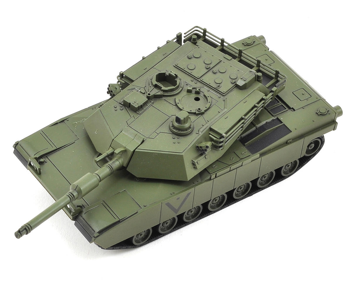 Kyosho M1A2 Abrams Pocket Armour 1/60 Scale Tank