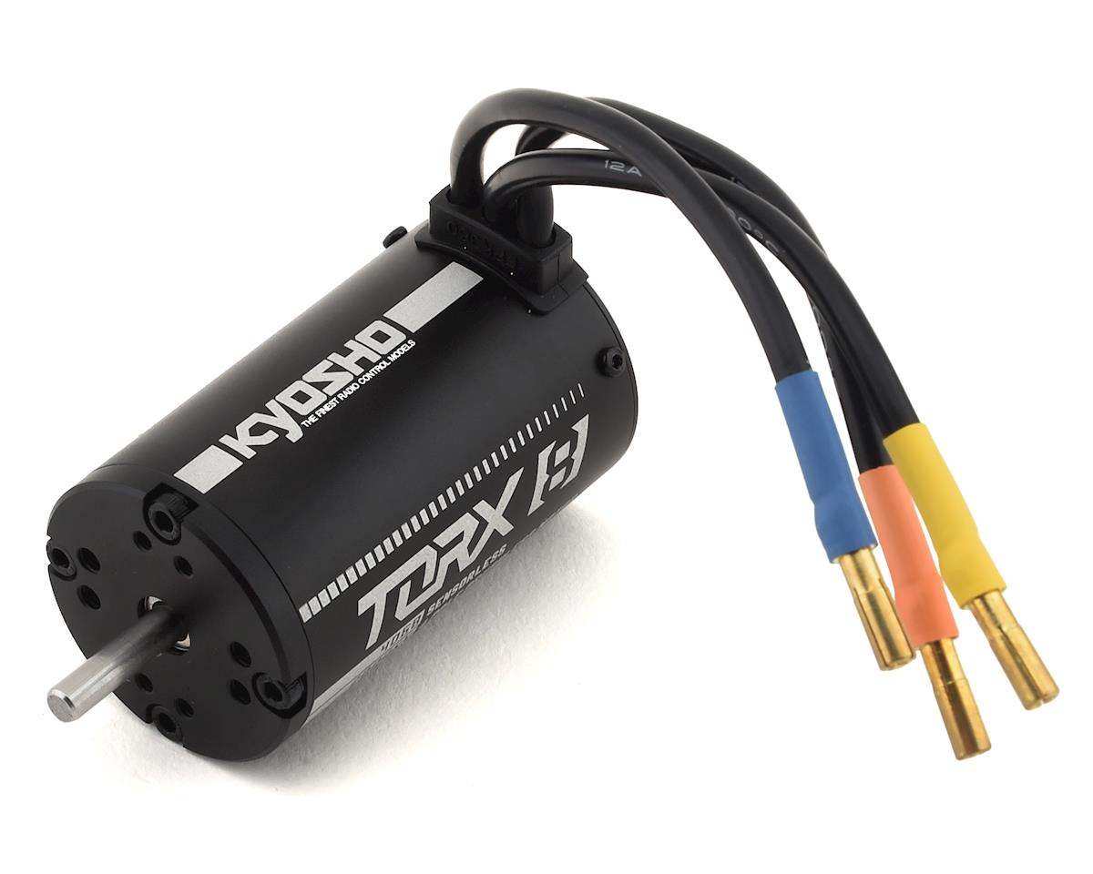 Kyosho Speed House Torx 8 Sensorless Brushless Motor (2000kV)