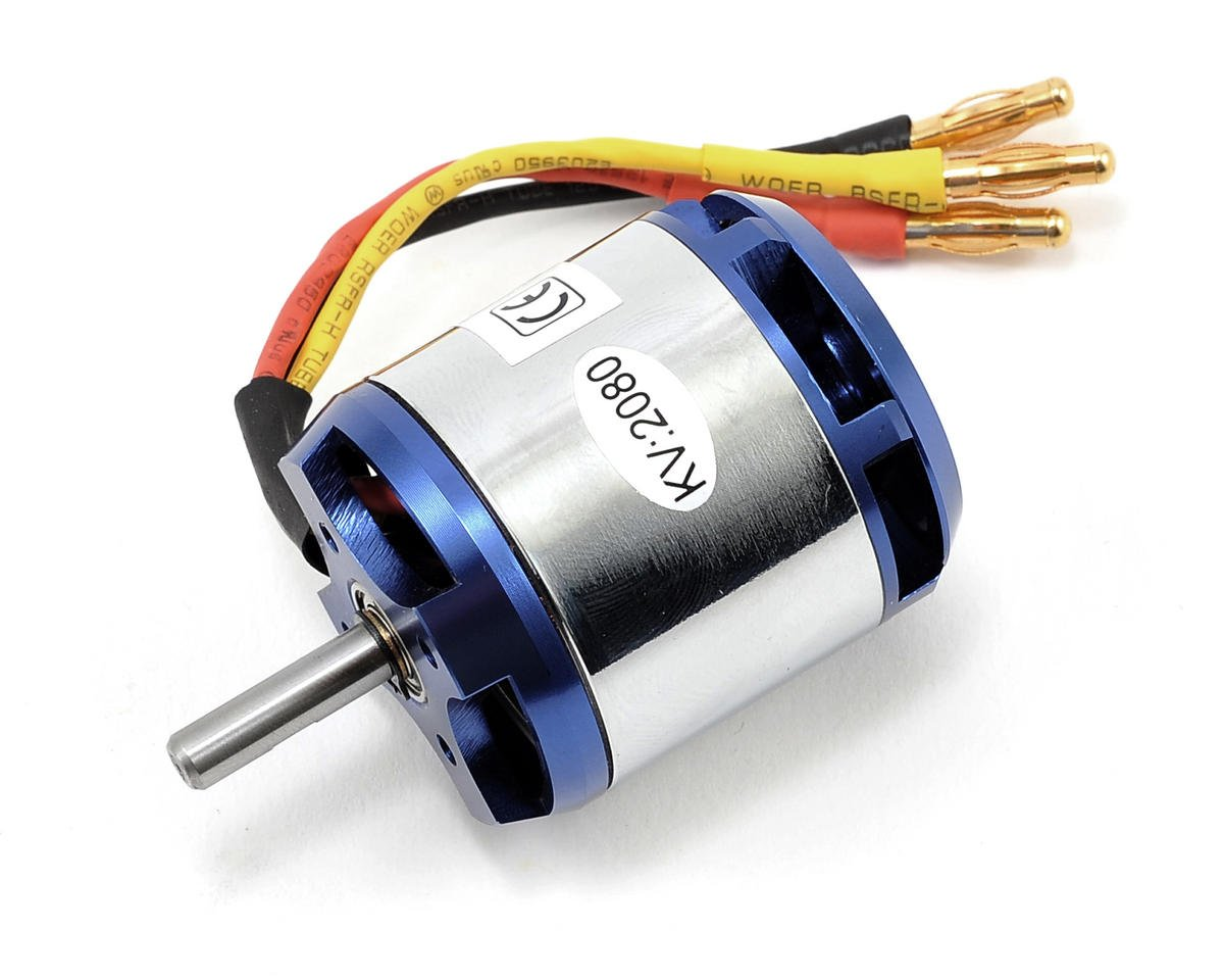 Aquaspeed Pro Brushless Motor (2080kV) (Jetstream 888) by Kyosho