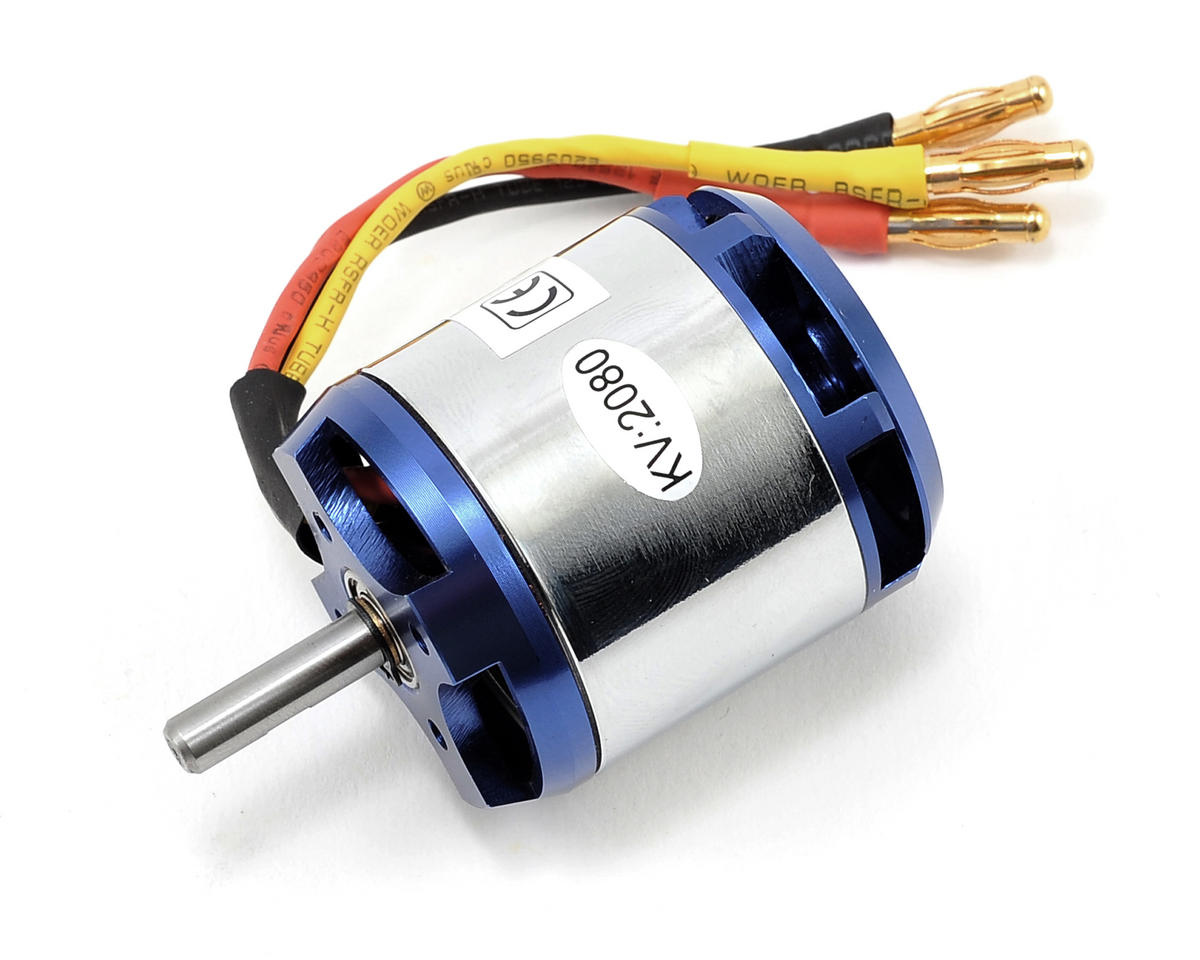 Kyosho Jetstream 888 Aquaspeed Pro Brushless Motor (2080kV) (Jetstream 888)