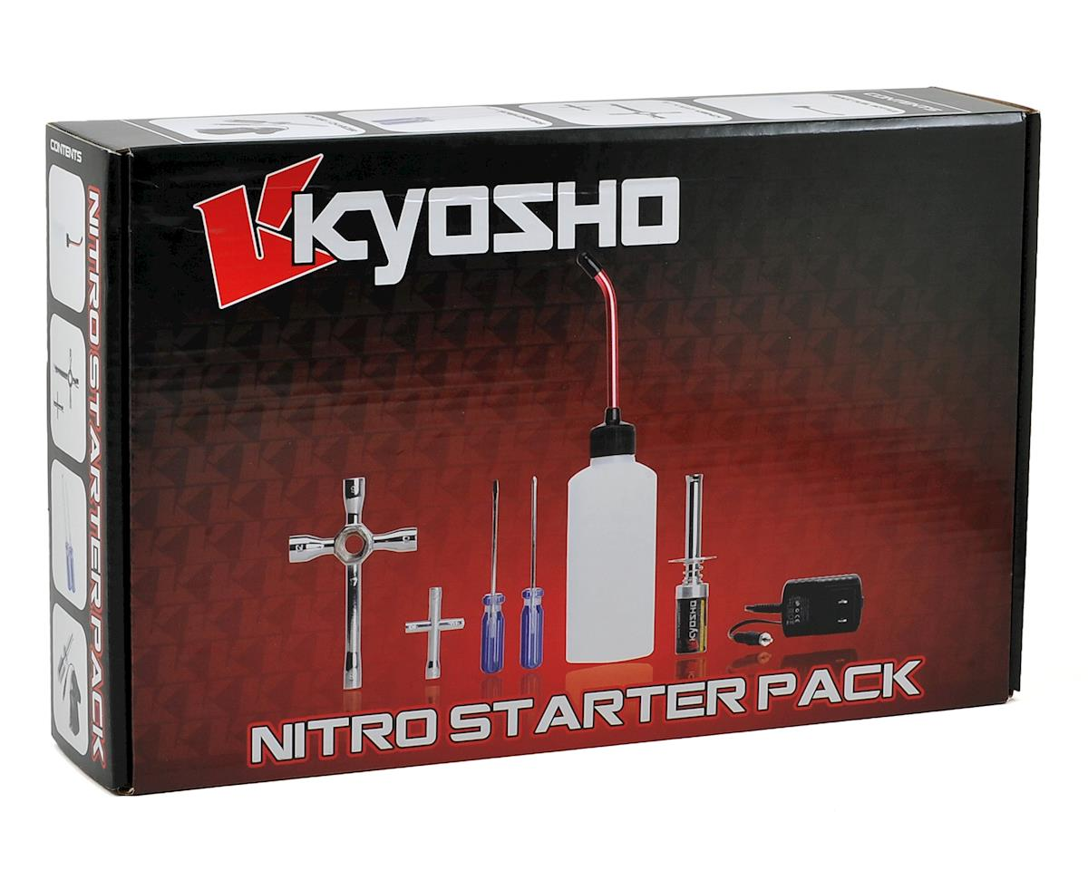 Image 2 for Kyosho Nitro Starter Pack