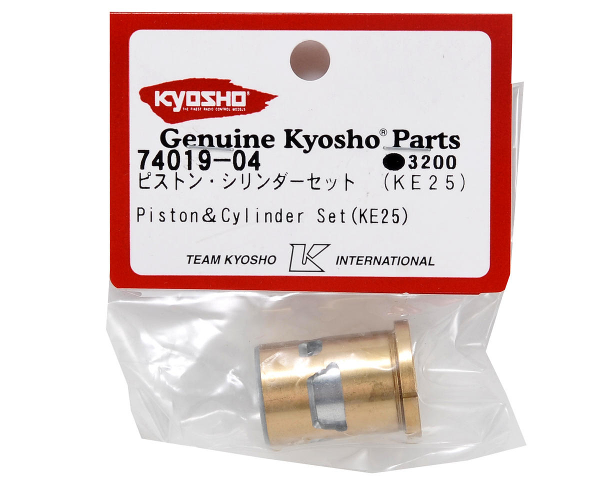 Kyosho Piston & Sleeve Set