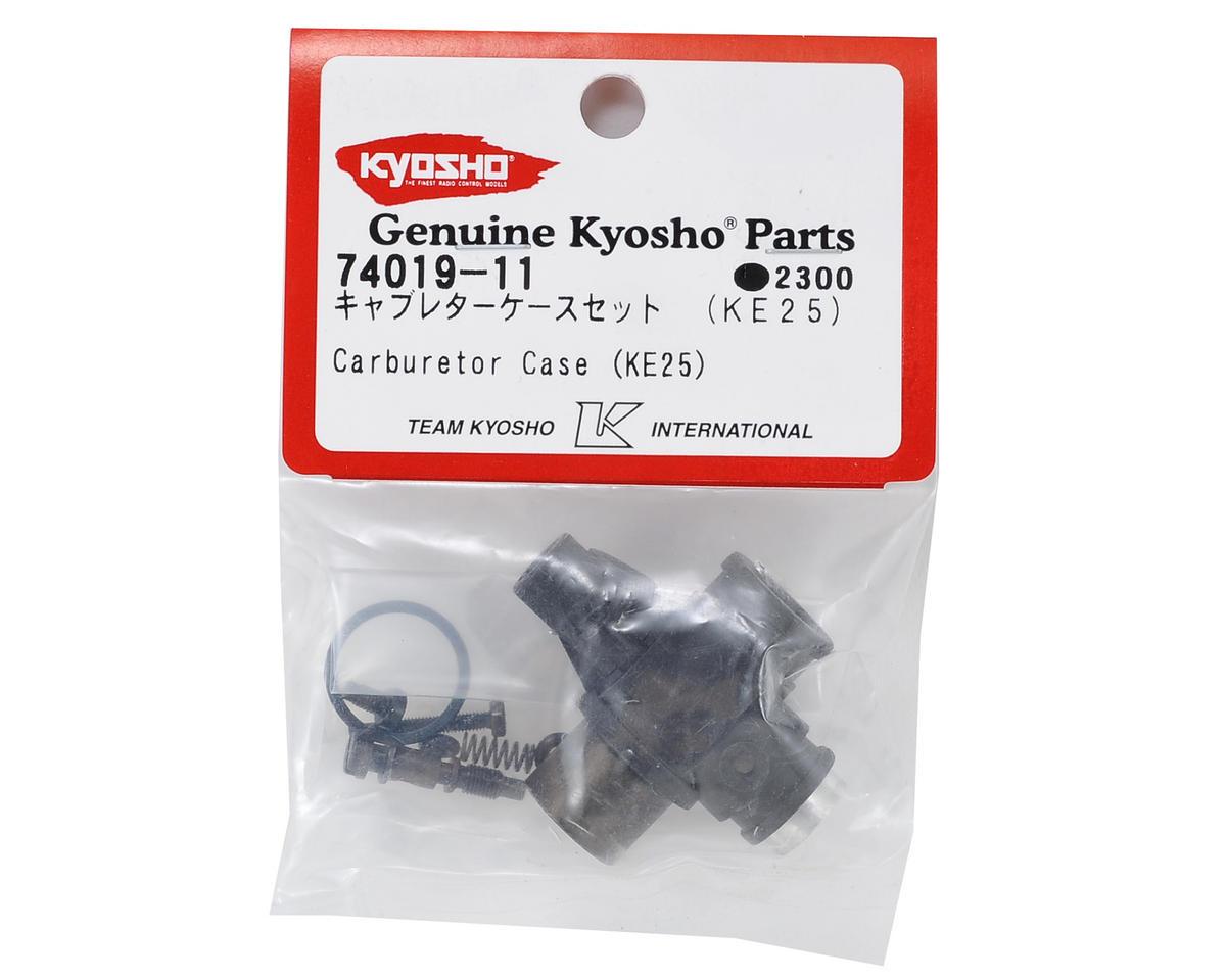 Kyosho Carburetor Case