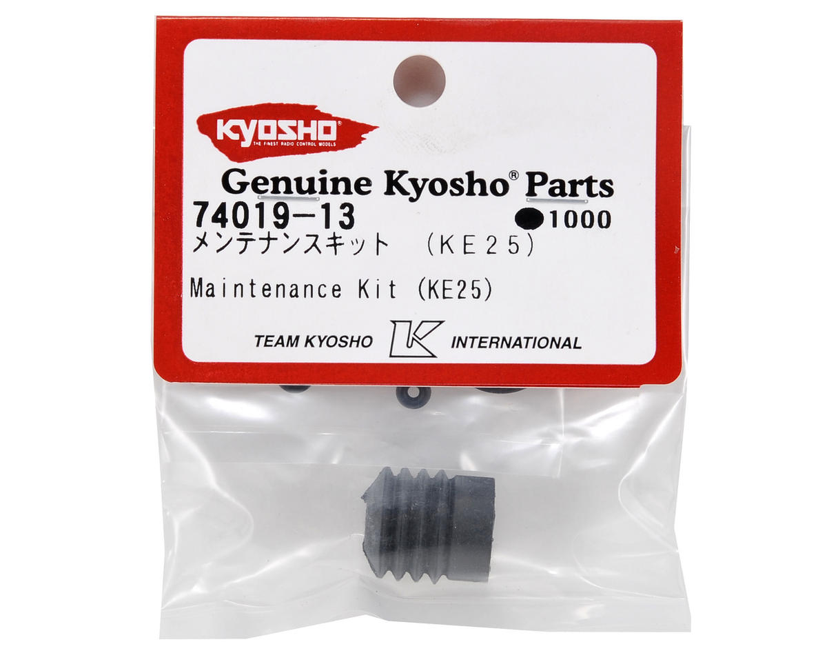 Kyosho O-Ring Maintenance Kit