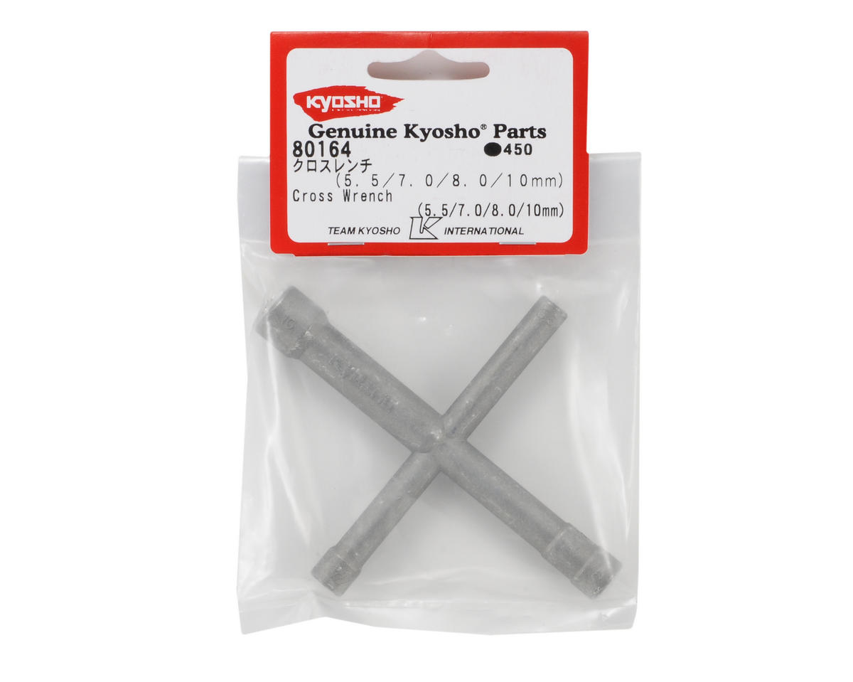 Kyosho Cross Wrench Nut Driver