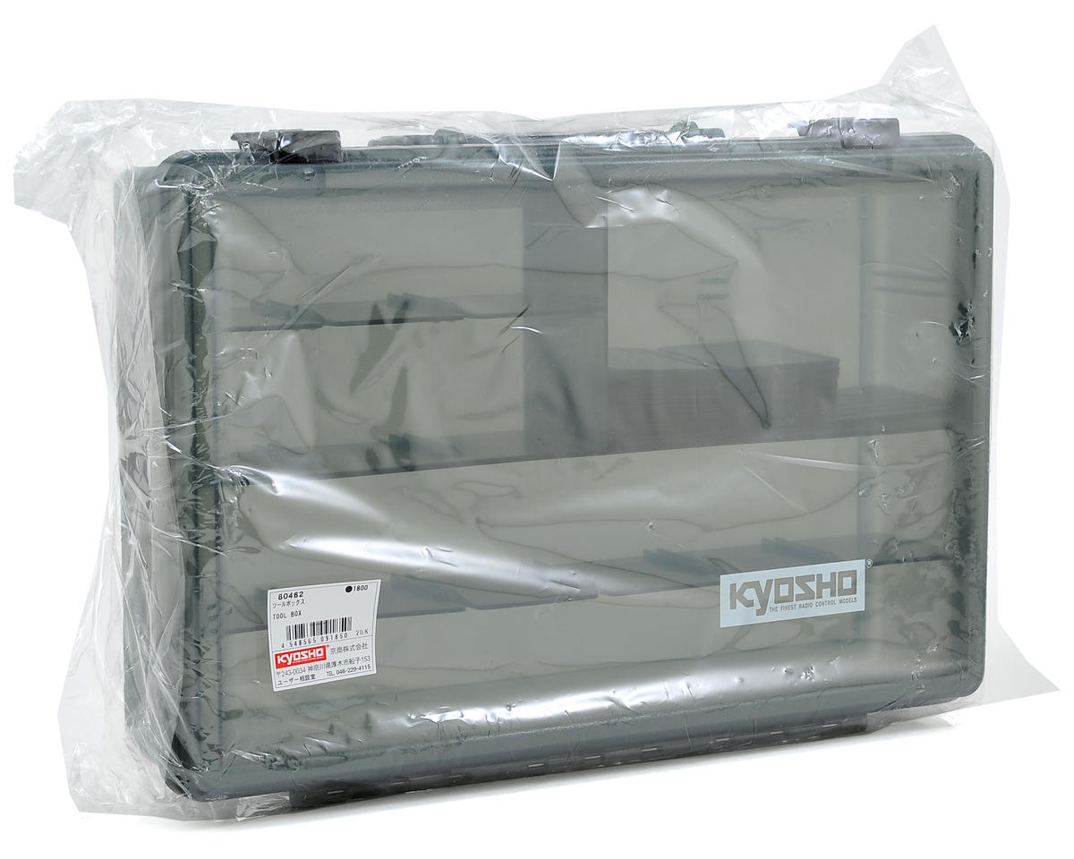 Kyosho Large Tool Box (330x230x65mm)