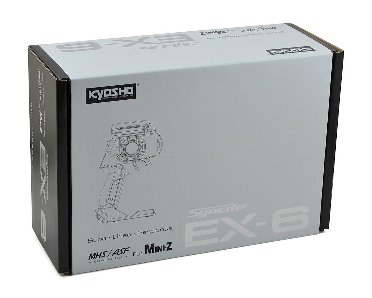 Kyosho Syncro EX-6 MHS 2.4GHz Mini-Z Transmitter
