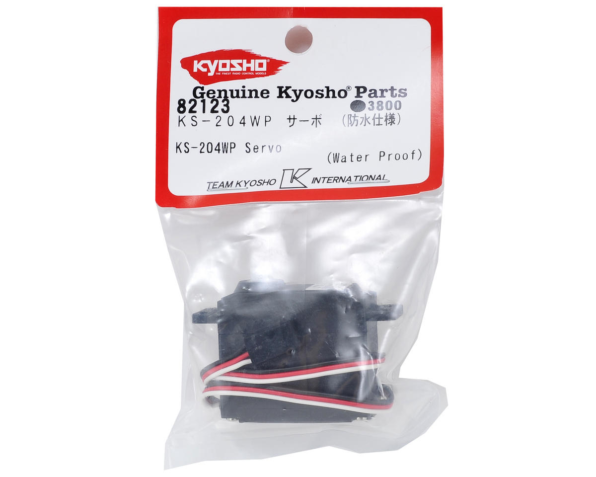 KS-204WP Waterproof Servo by Kyosho