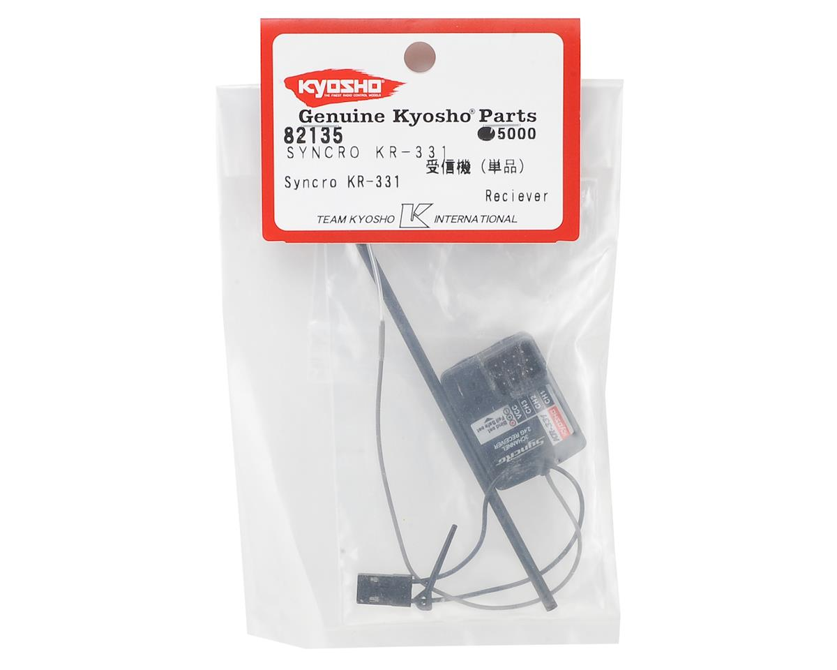Image 2 for Kyosho Syncro KR-331 Receiver