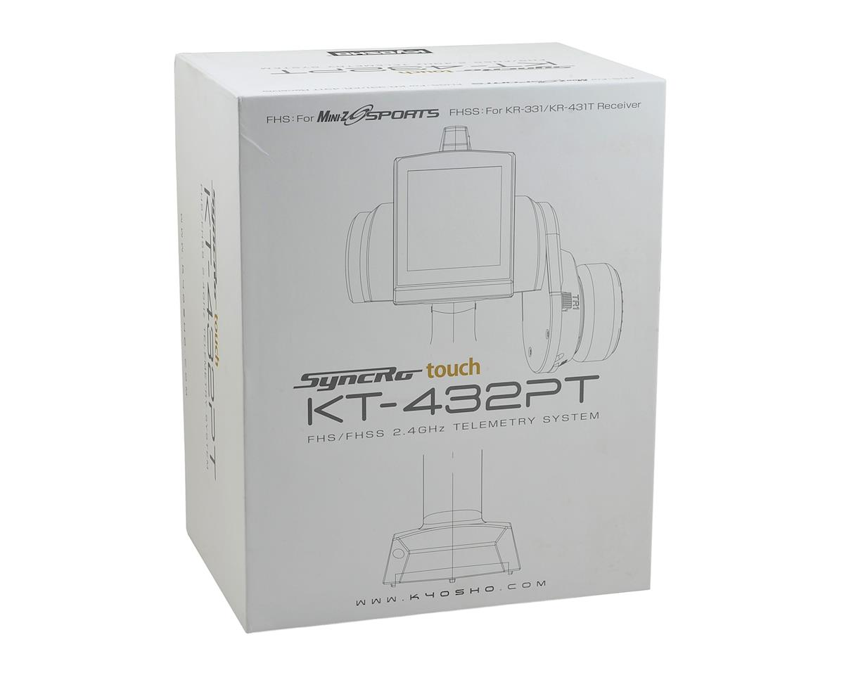 Kyosho Syncro Touch KT-432PT 2.4GHz 4 Channel Transmitter