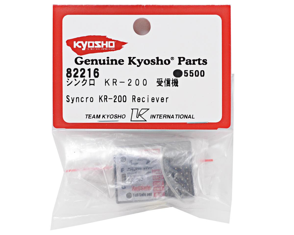 Kyosho Syncro KR-200 2.4GHz Receiver