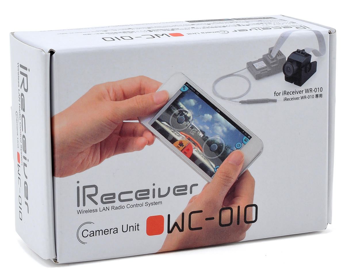 WC-010 iReceiver Digital Video Camera by Kyosho