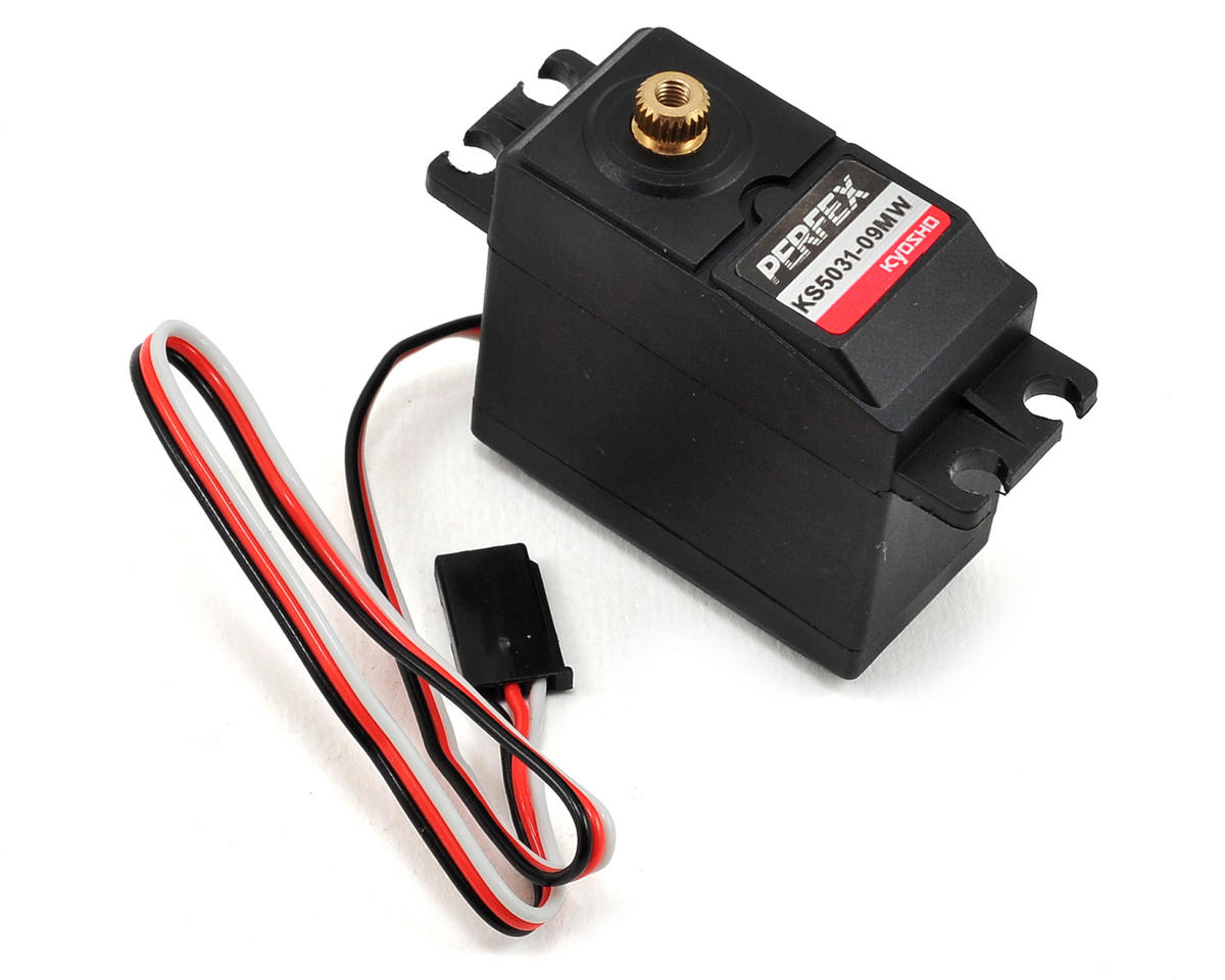 Perfex KS-5031-09MW Metal Gear Servo by Kyosho Ultima RB6.6