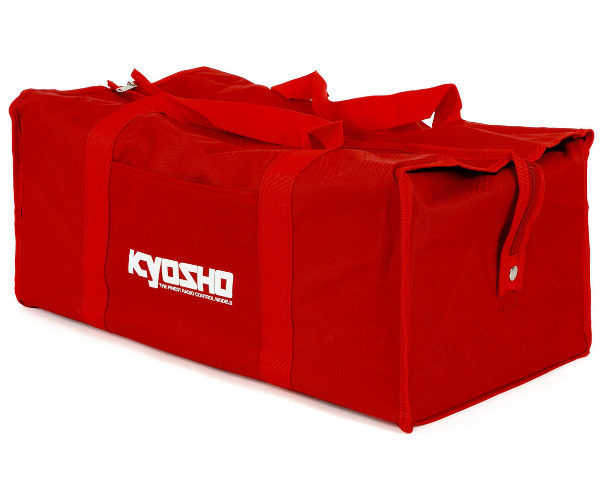 Carrying Case (Red) (1/8 Buggy) by Kyosho Ultima RB6.6