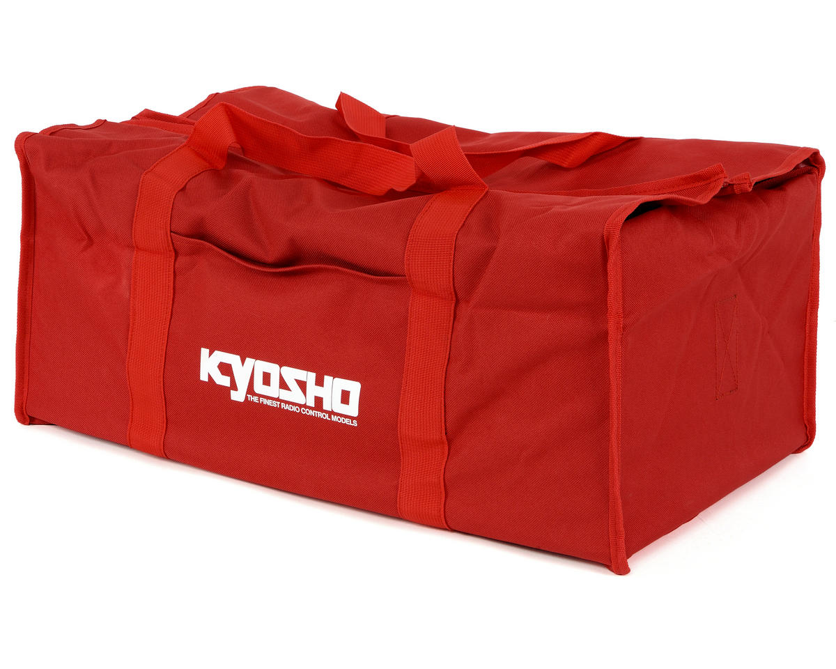 Kyosho Carrying Case (Red) (1/8 Buggy)