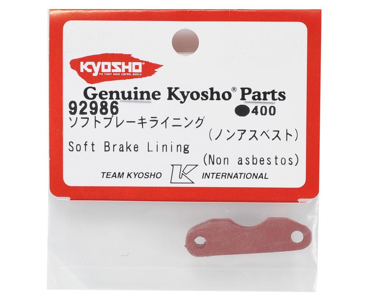 Kyosho Soft Brake Pad (2)