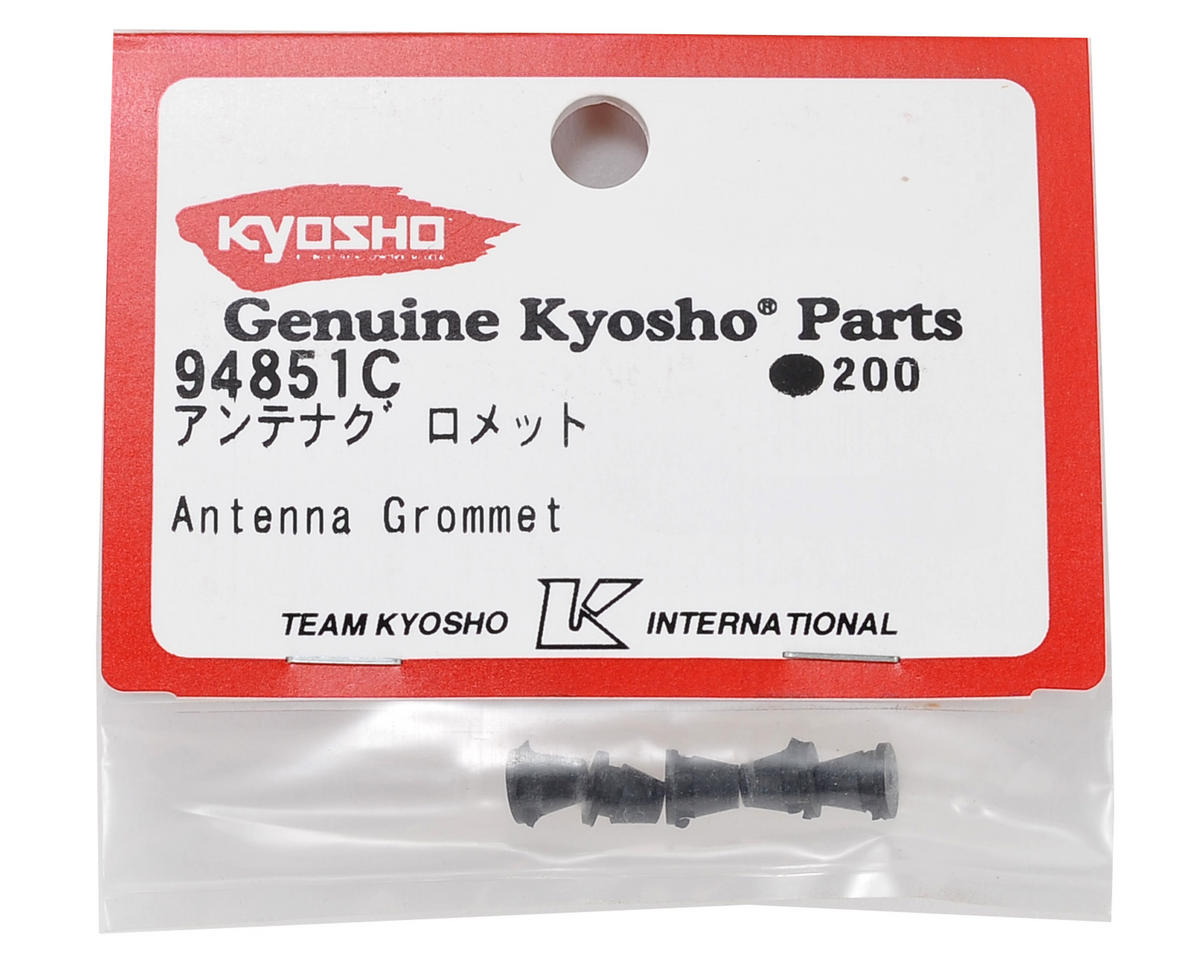 Kyosho Antenna Grommet (5)
