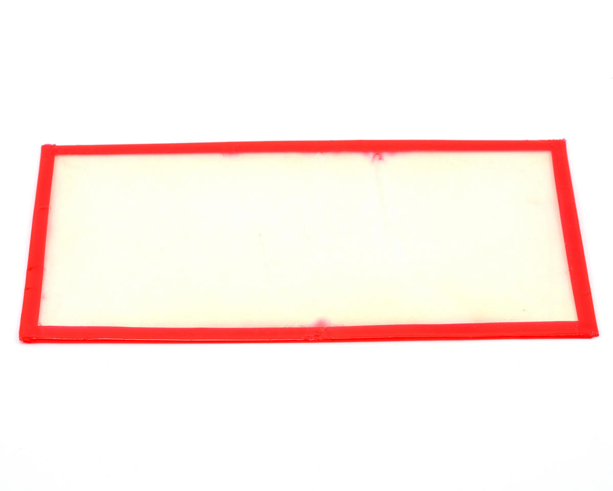 Kyosho V-One RRR FRP Gel Lexan Body Stiffener Sheet
