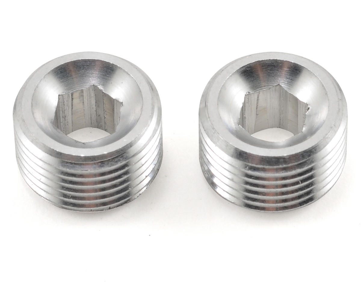 Kyosho MFR 11mm Pillow Ball Nut Set (2)