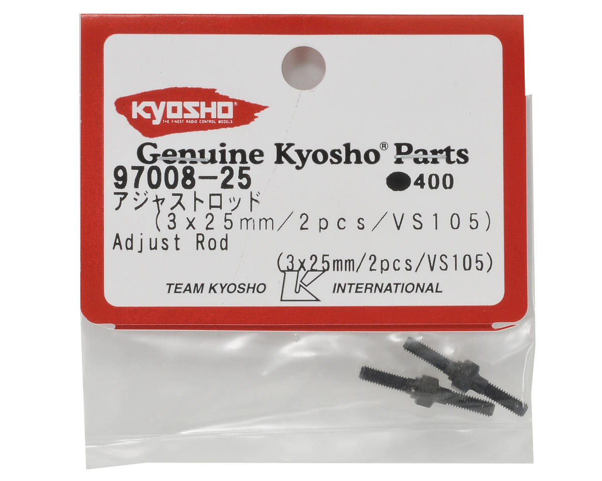 Kyosho 25mm Turnbuckle Set (2)